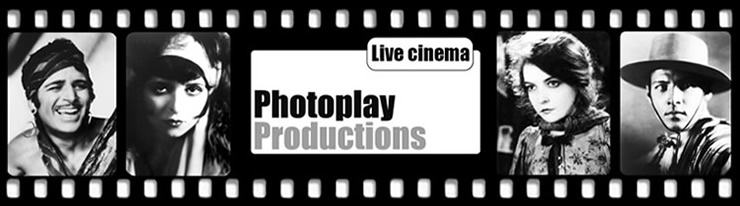 Photoplay Productions Live Cinema